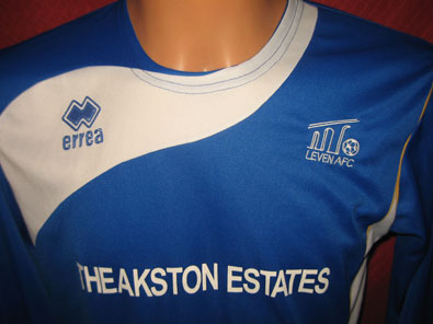 Leven AFC home S #618