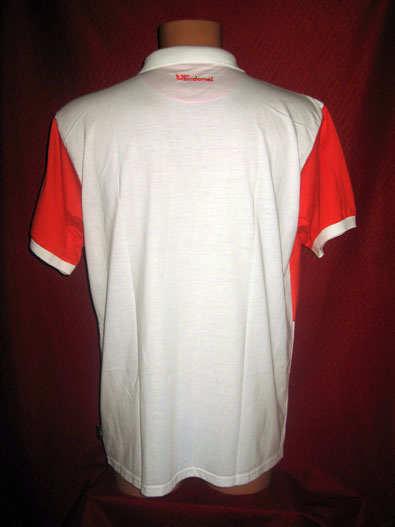 Leyton Orient FC training polo-shirt size L #fv157