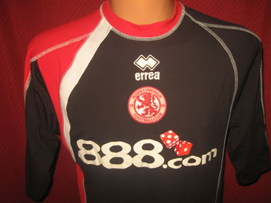 Middlesbrough training 2006 20th foundation XXL #1345