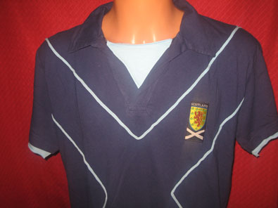 Scotland official merchandise short sleeved t-shirt size L