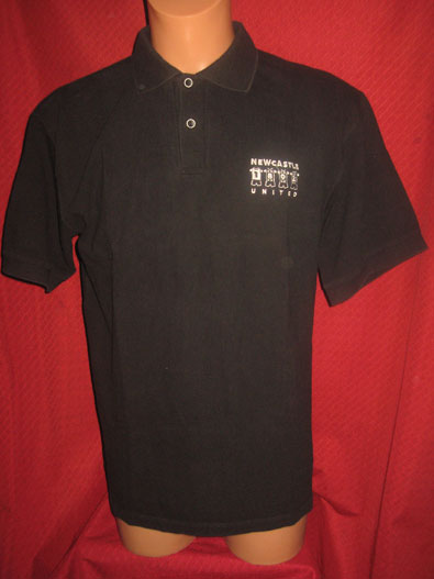 Newcastle United FC official merchandise polo-shirt M #1269