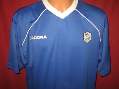 Sheffield Wednesday FC training 2001-2003 L #1346