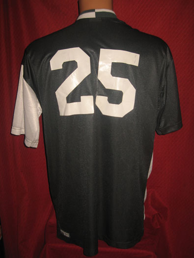 Valley Storm Soccer OHIO football shirt size L #25