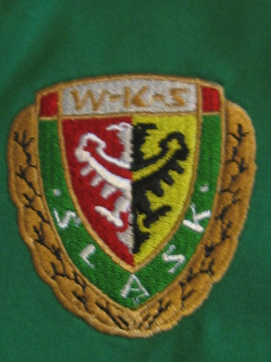 WKS Slask Wroclaw 90's home shirt size XL