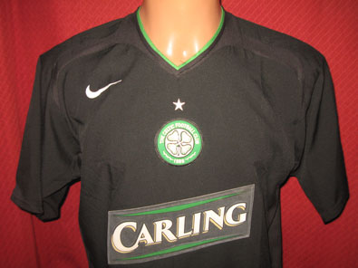 Celtic Glasgow away shirt seasons 2005-2007 size M