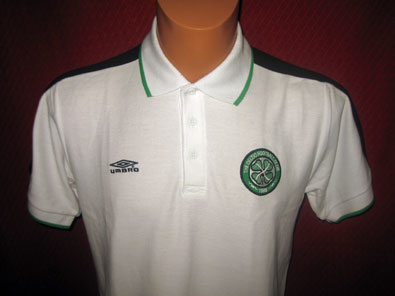 Celtic Glasgow training polo shirt S #fv188