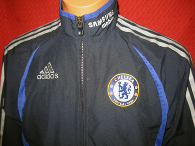 Chelsea FC training jacket size LB / XS Adult
