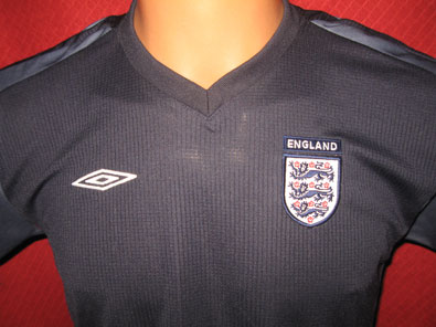 England training shirt size LB