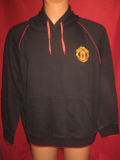 Manchester United official sweatshirt hoodie size M